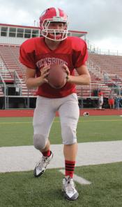Quarterback Dalton Ketelaar