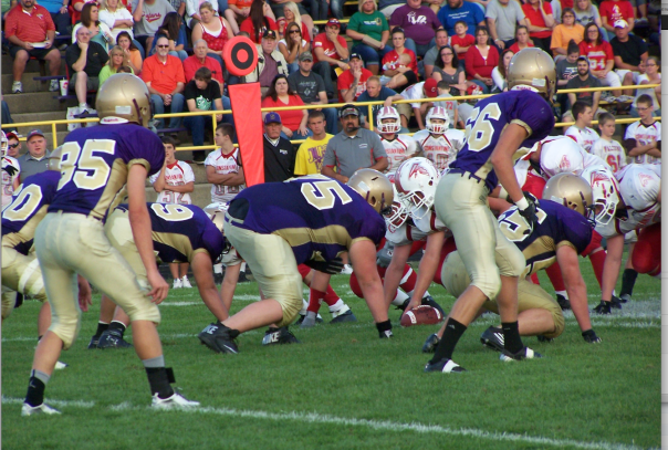 Schoolcraft's defensive unit stepped up in the fourth quarter Sept. 6 against Constantine.