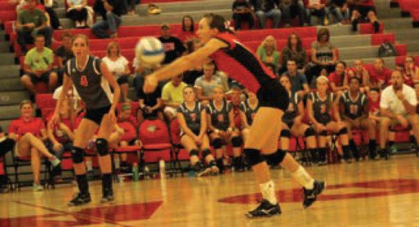 vicksburg volleyball