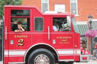 The South County Fire and Rescue Authority will serve as Grand Marshall of the 89th parade.