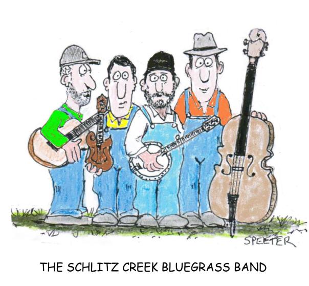 Schlitz Creek Band Cartoon-6-14 jpg