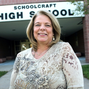 Kathy Mastenbrook – Schoolcraft School Board My husband Mark and I have been married for 25 years and residents of Schoolcraft for 23 years. Our sons Aaron, 25, and Collin, 20, are graduates of Schoolcraft Community Schools. I have served on the Board of Education for 17 years and have been involved in the Friday Backpack program for the past five years. I have a bachelor's degree in accounting and am currently employed with Ayres-Rice Insurance. I am running for the Board of Education because I have a passion for education, and truly love serving the students and families of Schoolcraft. I believe that a strong school system promotes economic growth and is vital to our community. Schoolcraft Community Schools educates and empowers students to be successful in life. My desire is to enact and enhance policies that continue to move our district forward and promote student achievement and success.