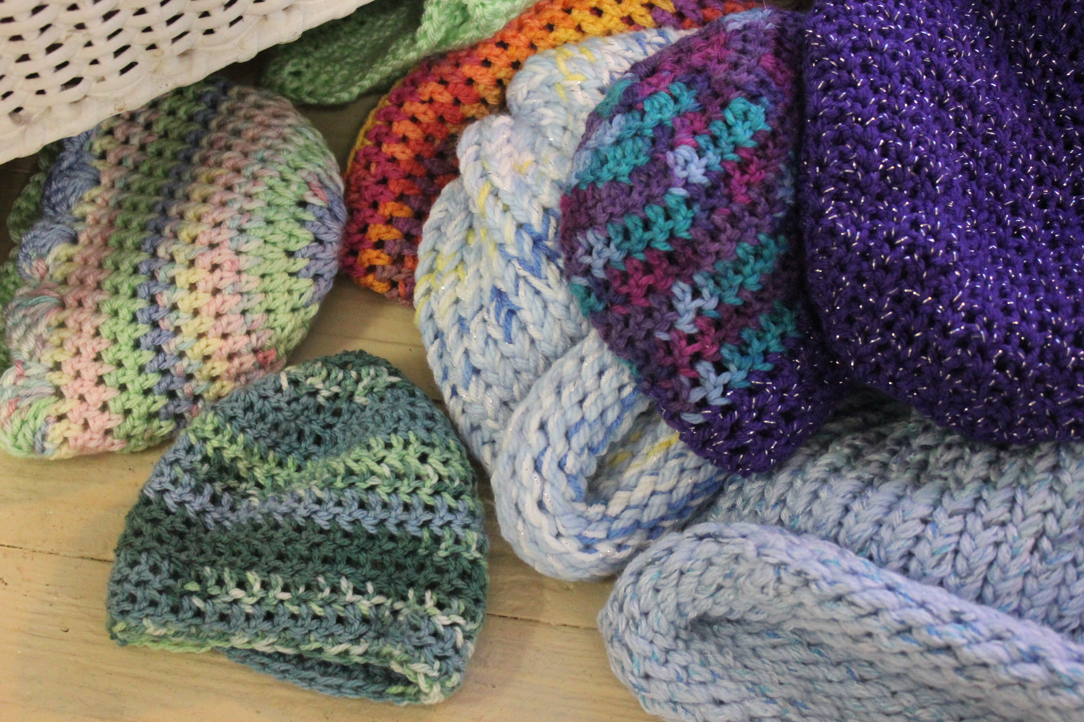 Knitting Scarves For The Homeless : News south county page