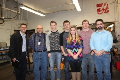 Team Stryker – Jason Luke, Mike Brown, Jan Weber, Kody Harris, Kayleigh VanAtti, Jack Fouch, Caleb Piper, Keith Russell.