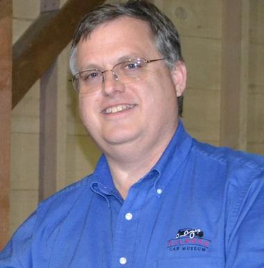 Jay Follis, speaker for the October Historical Society program.