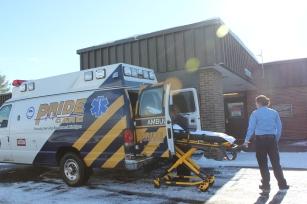 Bronson Hospital Emergency Room