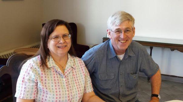 Larry and Sally Kohler