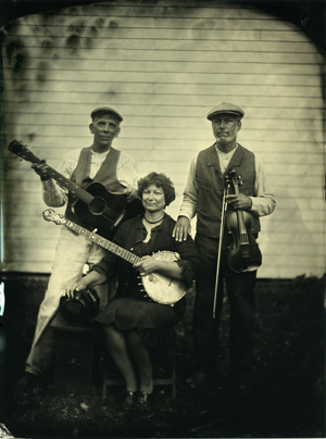 brook farm string band