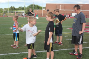 Rocket football night will be held on August 6 this year.