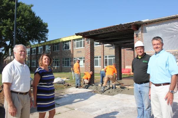 vix school renovations