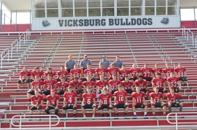JV Football Front row left to right: Jacob Baird, Ben Welch, Mason Glerum, Leo Thosold, Tyler Burr, Aaron Phelps, Joey McCowen, Chase Myers. Second row left to right: Lucas Hatridge, Jared Gorsline, Brian Roberts, Terell Cottrell, Collin Hassenger, Elijah Kube, Shane Earl, Andrew Miller, Brandon Cottrell, Nick Peacock, Kyle Rose. Third row left to right: Logan DeLuca, James Schwencer, Tanner Groves, Will Thomas, Russell Chaffee, Brandin Yant, Devin Batten-Coville, Garrett Bell, David Benedict, Tim Axtell, Evan Babcock, Tyler Buddemeier, Justin Reed, Carter Coffinger. Coaches from left to right: Scott Gajos, Sean Mulhearn, Tim Kirby, Dylan Noel. Missing from the photo: Nick Swope, Carter Ford, Caleb Welch, Jacob Yeck, and coaches Brian Deal, Don Puckett and Andrew Aurand.