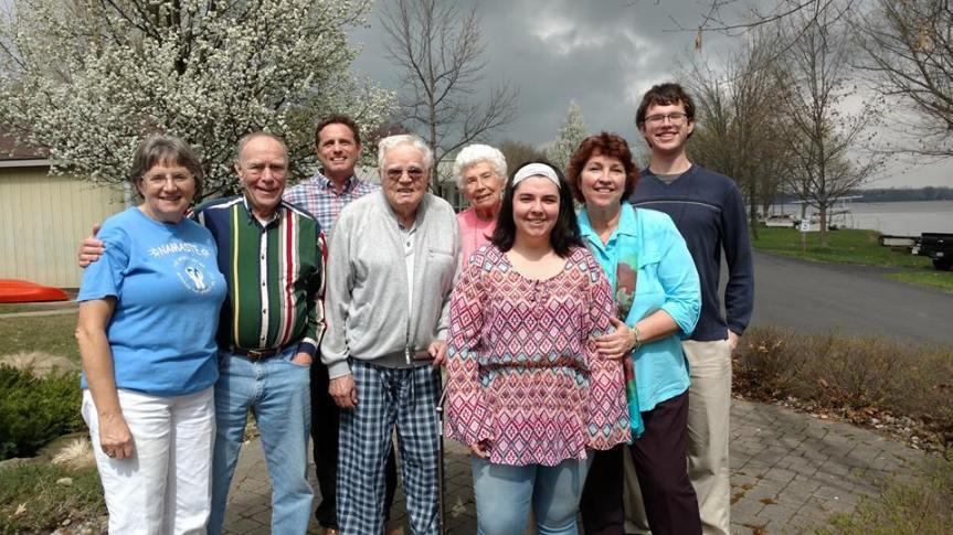 phil kline family