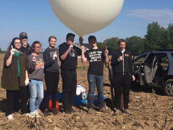balloon lauch 2
