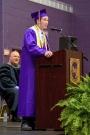 Ben Crofoot was the valediction speaker.