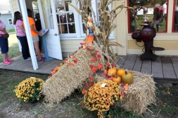 All the historic buildings will be open for the Harvest Festival, along with the Animal Zone, entertainment at the gazebo and plenty of food vendors for lunch on the grounds of the Vicksburg Historic Village.