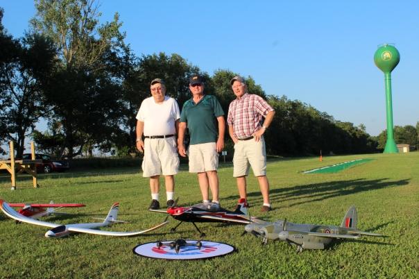 RC Planes - Robert Barton, Darrell Davis, Ron Jones -2
