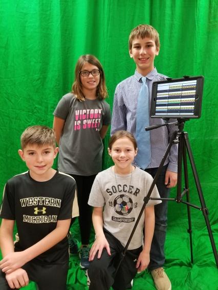 green screen crew