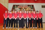 Boys Bowling Left to right: Regan Powell, Hunter Grinnell, Cole Morrison, John Vreeman, Connor Polsinelli, Cameron Haase, Landon Geark, Hunter Meyers, Kevin Munn, Hunter Bierema, Jordan Cosby, Lucas Hetrick, Ben Buell, JP Fritz, Coach James Myers. Not pictured: Zachary Sackrider and Alex Harsha.