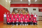 Wrestling Seated, left to right: Tyler Buddemeier, Ryan Salazar, Cohl Riddle, Kyle O'Brien, Josh Holmes, DJ Bullock, Collin Hassenger. Middle row, left to right: Luke Becker, Griffin Day, Danielle Diekman, Austin Drewer, Devin Johns, Gunnar Niewiadomski, Joshua Raith, Andrew Foltin. Back row, left to right: Assistant Coach Scott Kelly, Collin Beliare, Max Burnison, Mason Stannard, Dylan Glenn, JT Dee, Oscar Colter, Jeremy Bupp, Assistant Coach Colin Morgan, Coach Jeff Mohney. Not pictured: Assistant Coach Hayden Waterhouse.