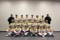 JV Baseball Front row, from left: Jaryd Widup, Team Manager Sam Bell, Adam Martin, Jacob Troyer, Carter Graber, Stephen Phelps. Middle row, from left: Spencer Blankenship, John Abel, Alex Watterson, Brett Faulk, Aiden Hursey, Mark Fox, Jonah Evans. Back row, from left: Assistant Coach Kurt Phelps, Colin Kerwin, Jake Olvitt, Matt Arney, Logan Davis, Brandon Newland, Justin Speakman, Head Coach Cory DeGroote. Not pictured: Harmon DeVries, Carl Taylor.