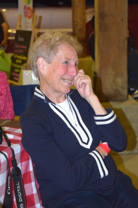 """Sue Moore had no idea she would be honored at the event she helped organize. Her thoughts were not of herself, nor the accolades for her but this, """"We still have much work to do and more hills to climb for the sake of the people who live and work in this community."""""""