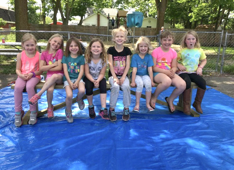 Schoolcraft girl scouts