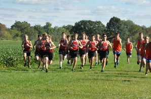 boys cross country vix