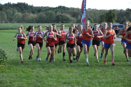 girls cross country vix