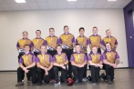 Bowling: Front row, from left: Aiden Hursey, Josiah Blodgett, Brian Crofoot, Carter Graber, Tom Dailey, Sam Reisner. Back row, from left: Brett Denharder, Brady Flynn, Head Coach Logan Blentlinger, Zach McGill, Max Desmond, Aiden Burland. Not pictured: Nate Earls and Assistant Coach Ally West.