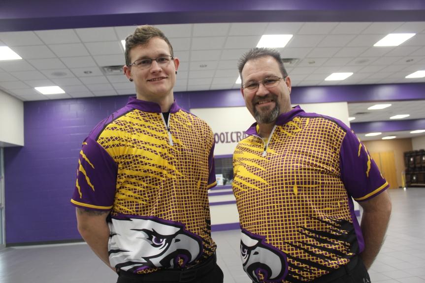 Logan and Mark Blentlinger