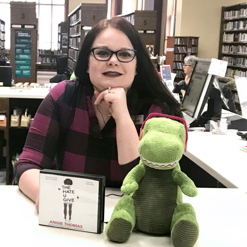 Adrianne and TRex Audiobook