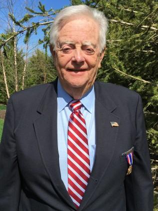Gary Swain, the speaker for History Day.