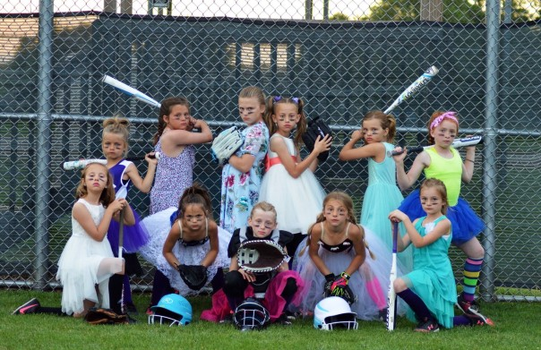 little eagles softball