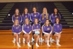 JV Volleyball from left, front row: Allie Walther, Hannah Thompson, Elsa Peterson, Skylar McCormick, Olvia Pavlak. Back row: Allison Bailey, Morgan Beehler, Mackenzie Miller, Maddy Ingle, Kia Brooks. Not pictured: Coach Amie Goldschmeding.