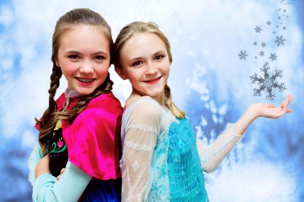 Frozen actors