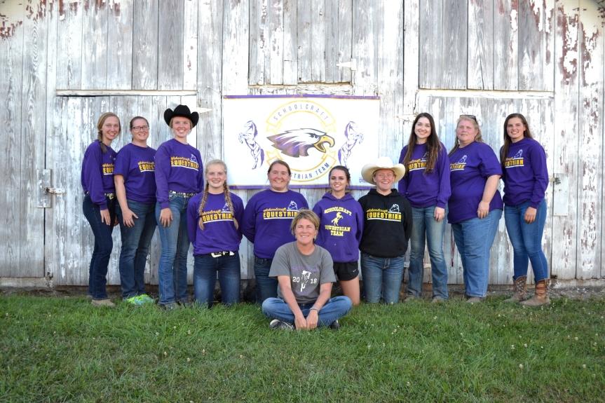 sch equestrian team