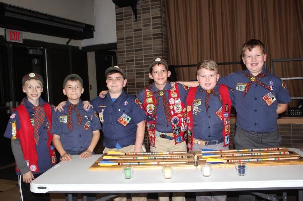 cub scouts 1