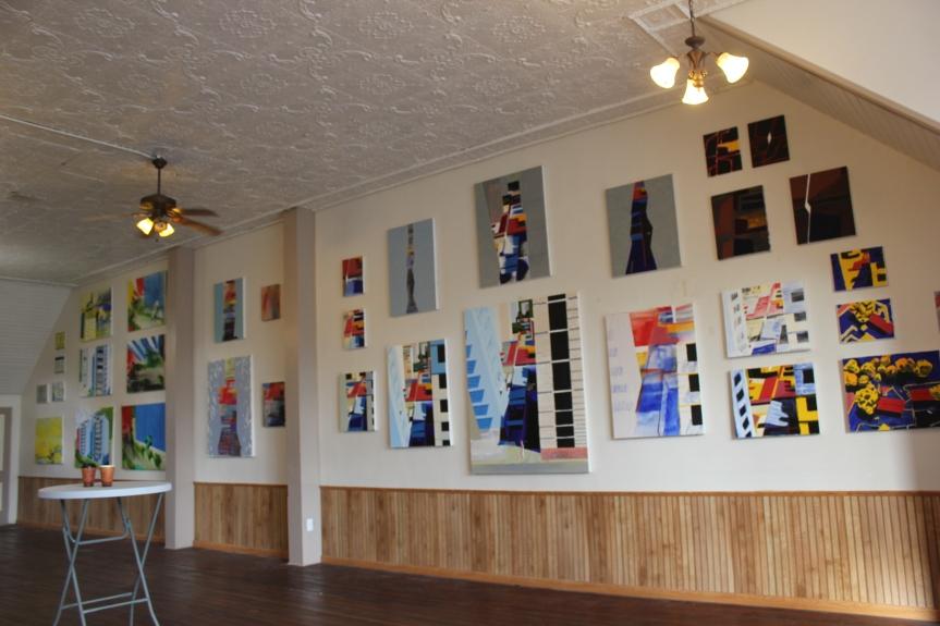 her paintings