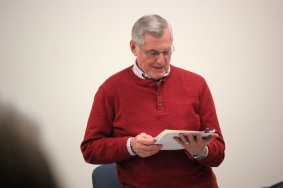 Schoolcraft Township Supervisor Don Ulsh, listed the reasons the Township is seeking to become a Charter Township at its February Board meeting.