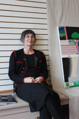 Natalya Critchley, a long-time resident of Venezuela, now working on her art in Vicksburg, is a force behind the Vicksburg Cultural Arts Center's month-long Destination Venezuela celebration.