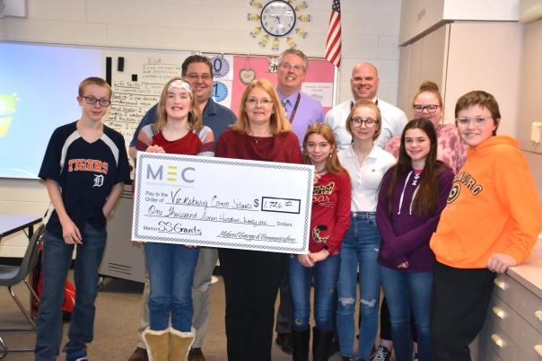 vix middle school grant