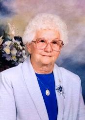 Anna Burson.