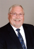 Dale Eickhoff, Mendon funeral director.