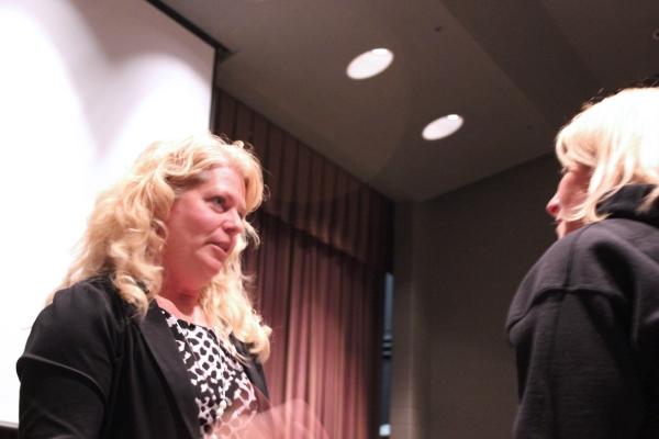 Michelle Schneider, Schoolcraft school psychologist.